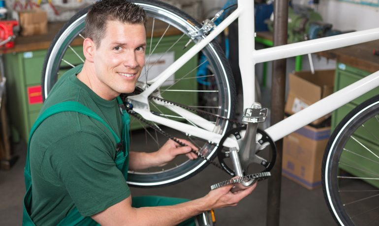 Ofir: Job i cykelbranchen